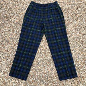 Pendleton Wool Pants Authentic Smith Tartan Plaid